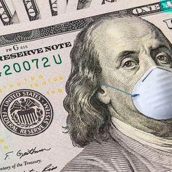 Dólar con barbijo | Foto:cedoc