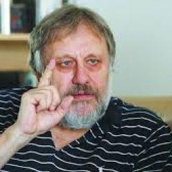 Slavoj Žižek   Foto:Cedoc.