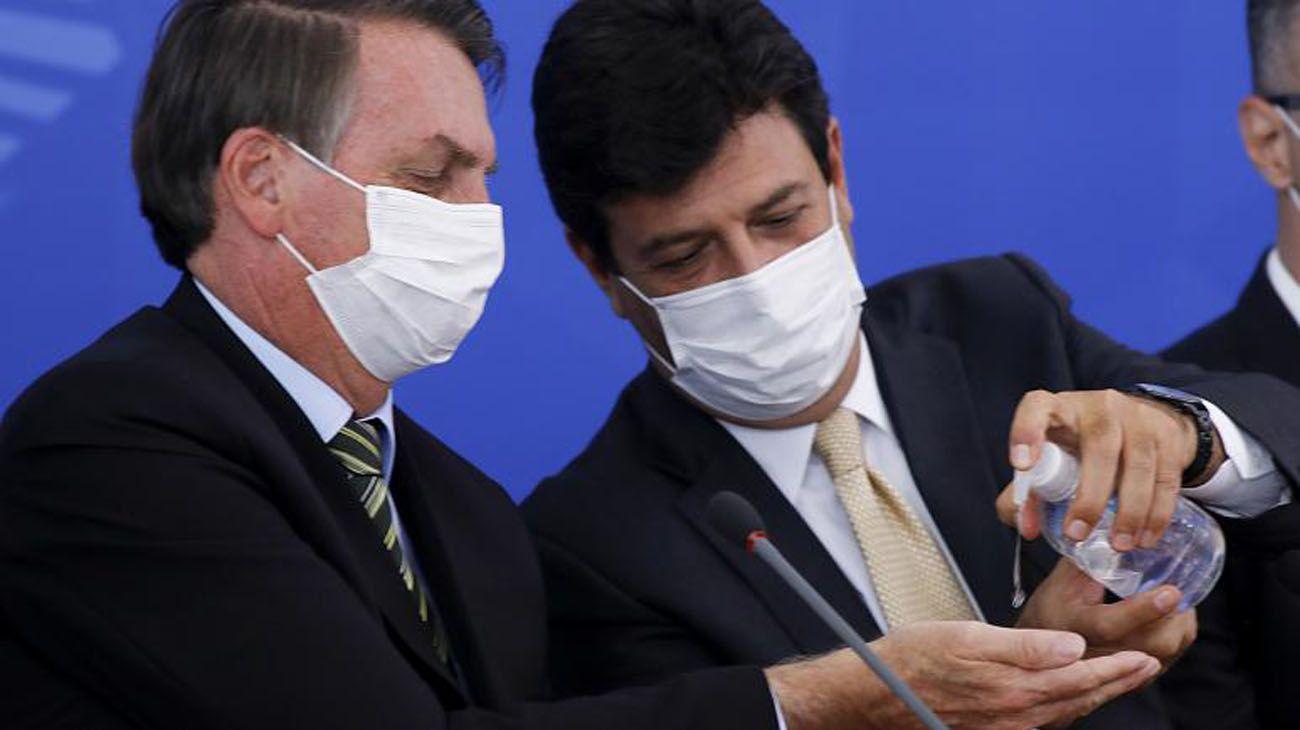 Luis Mandetta ministro de Salud de Brasil