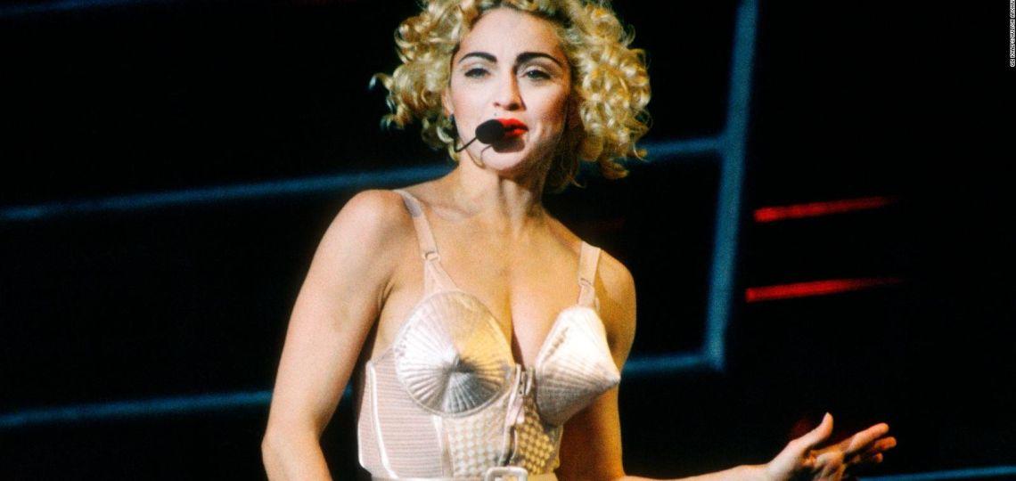 ¿Madonna a la cárcel? Se cumplen 30 años de Blond Ambition, su tour más transgresor