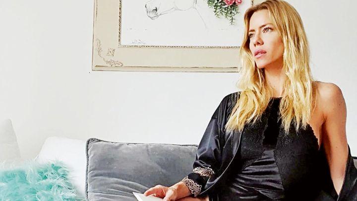 El desnudo de Nicole Neumann que revolucionó las redes sociales
