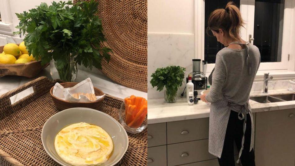 cocina de Juliana Awada 20200416