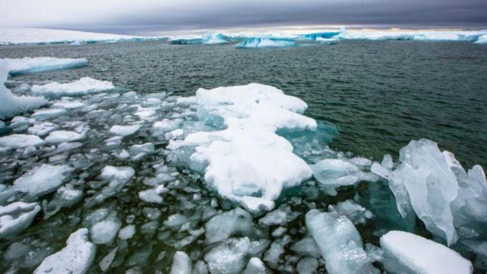 Imagen de carácter ilustrativo. Descubren un inmenso agujero en la capa de ozono en el Ártico.