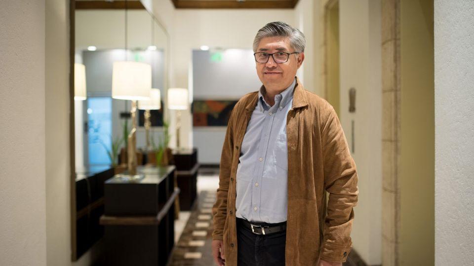 Joel Hernández García, presidente CIDH