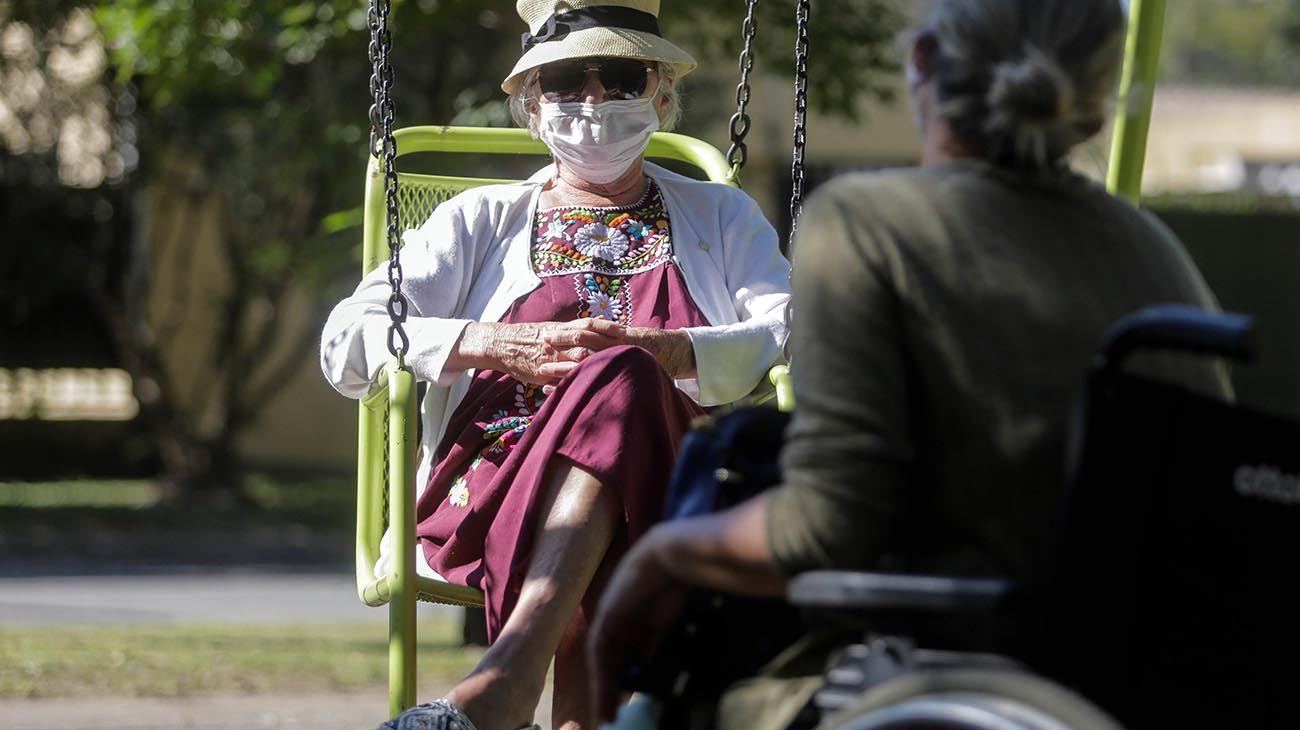 El jefe de Gobierno de la Ciudad ha resuelto una cuarentena especial para los mayores de 70 años