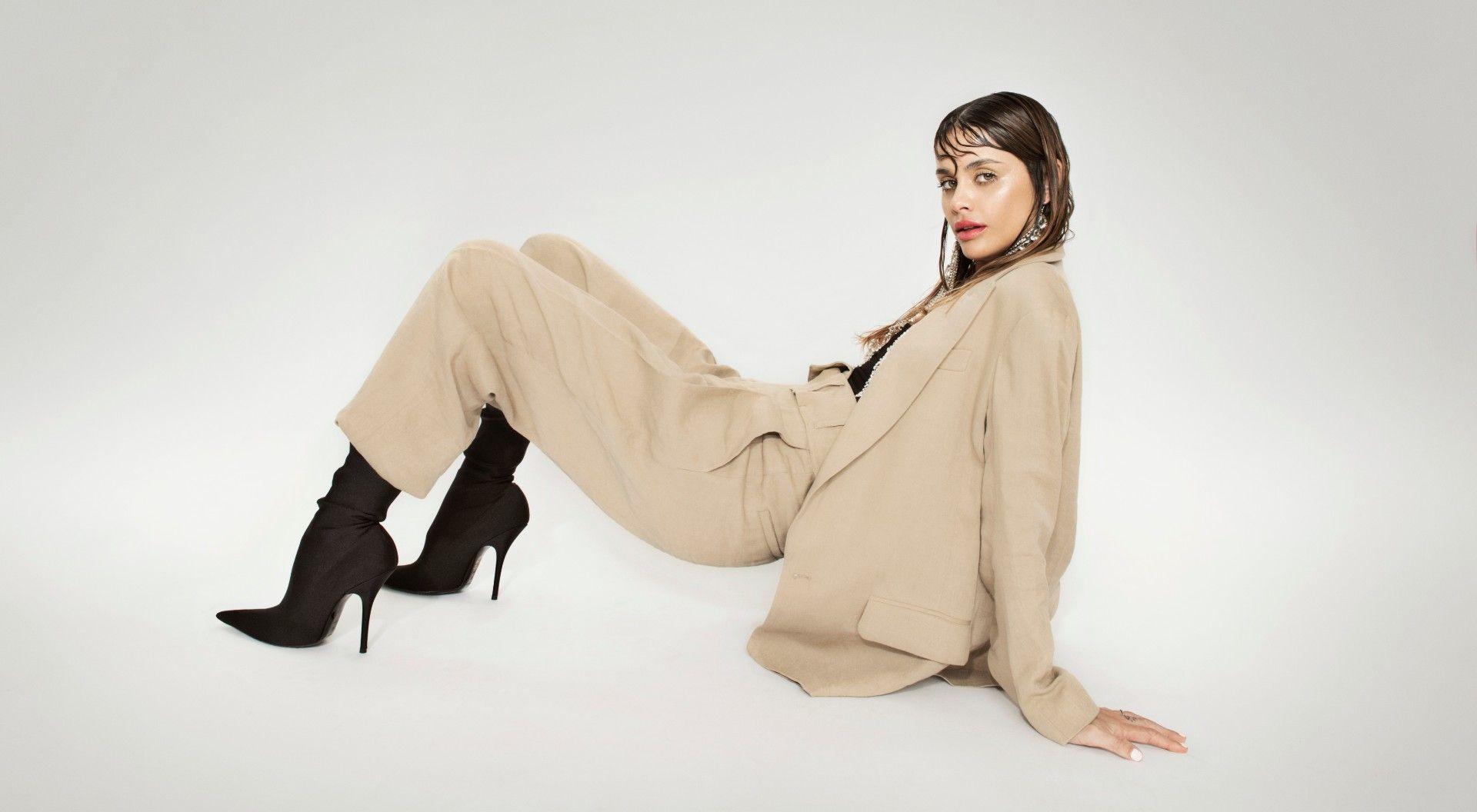 Moda futurista- Créditos: Sofía Garbarino