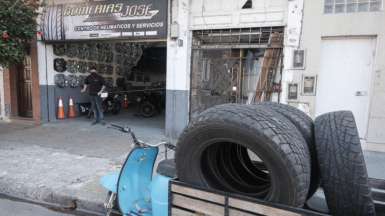 Desde el lúnes 13 los talleres y negocios de venta de autopartes pueden atender con restricciones
