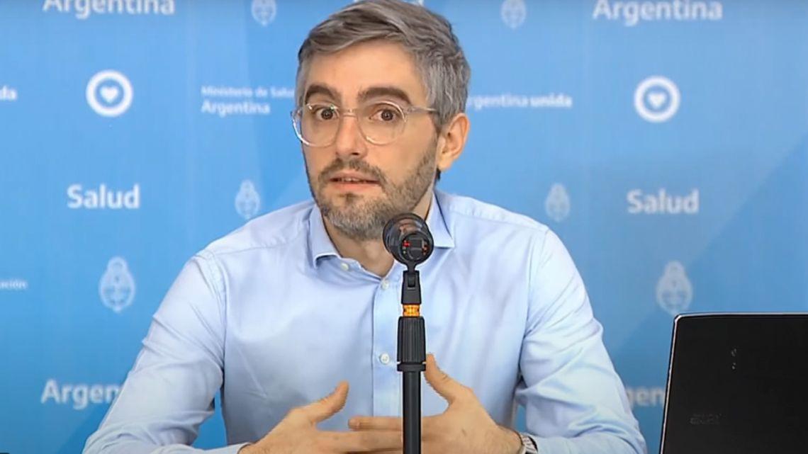 Dr José Barletta.