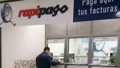 Rapipago aumenta sus canales de cobro digitales