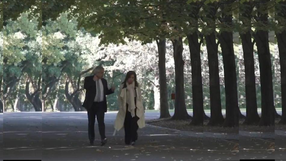 Alberto Fernández, Cristina Fernández