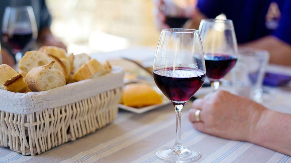 Recetas con vino