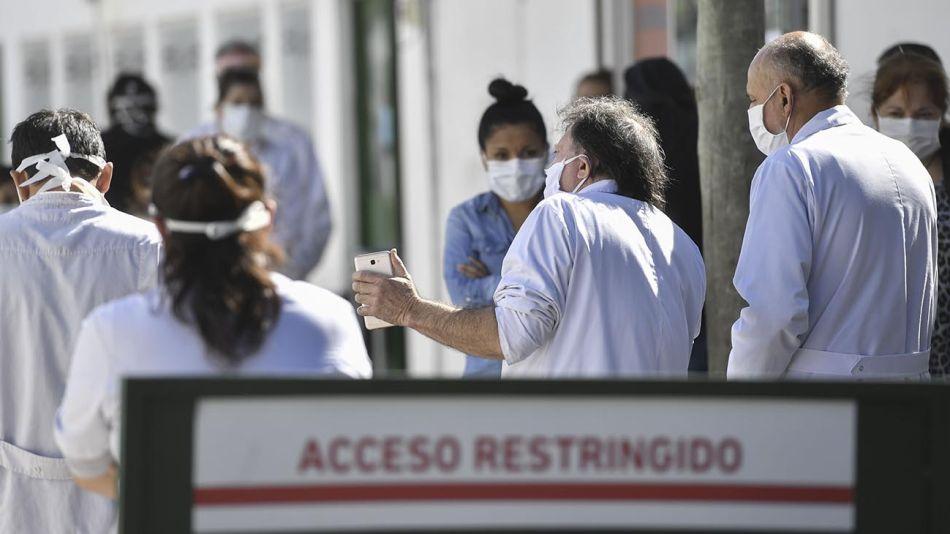 Trabajadores del Hospital Belgrano no realizarán medidas de fuerza 20200417