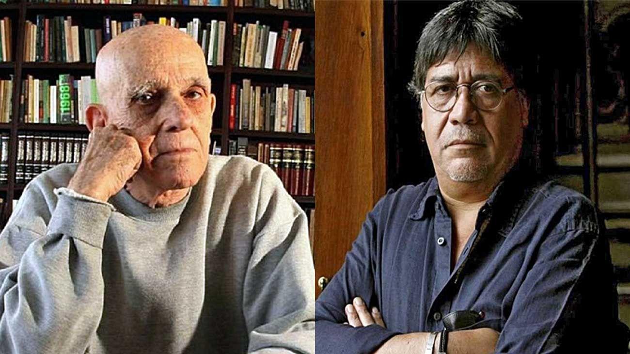 Grandes nombres. Rubem Fonseca falleció a los 94 años. Fue reconocido en vida, pero sufrió persecuciones. Sepúlveda, en cambio, gran mitómano, conoció el éxito.