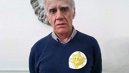 Referente. José Burucúa dijo que es inconstitucional.