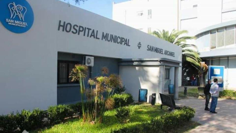 Un joven de 23 años murió en una clínica de San Miguel por coronavirus.