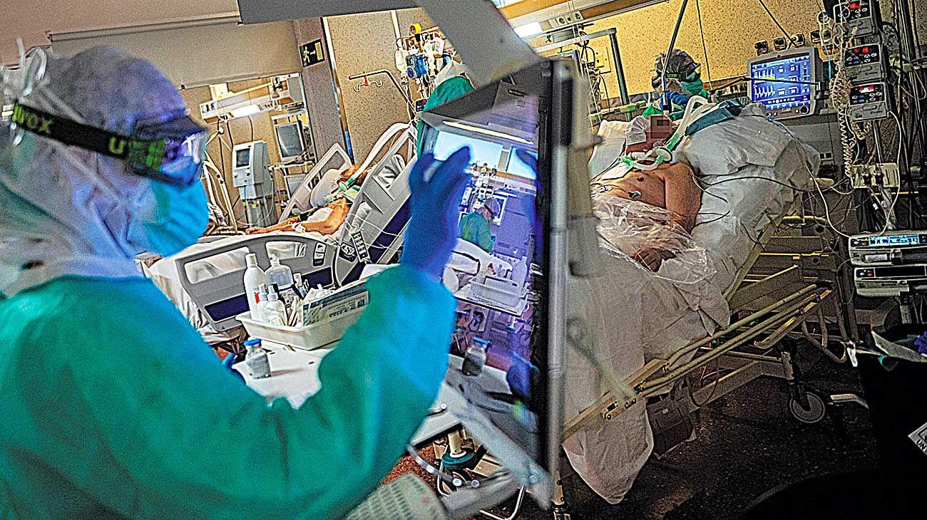 Pandemia. En principio es una cuestión sanitaria pero afecta también otros órdenes.