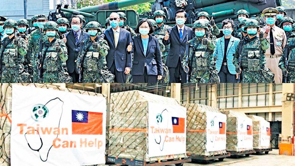 Modelo exitoso. Taiwán contuvo la propagación del virus, reportando 398 casos y solo 6 muertes. / Crisis y oportunidad. La pequeña isla envió diez millones de barbijos y guantes a sus aliados.