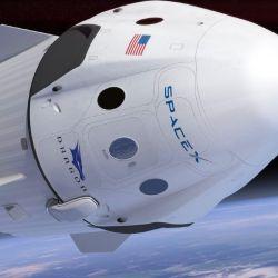 La Crew Dragon estará tripulada por los astronautas Bob Behnken y Doug Hurley.