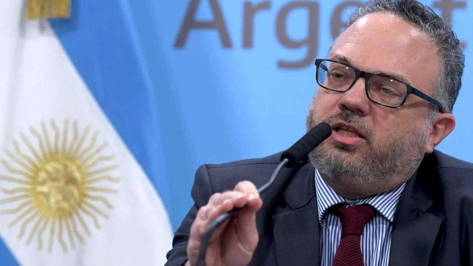Ministro de la Producción, Matías Kulfas.