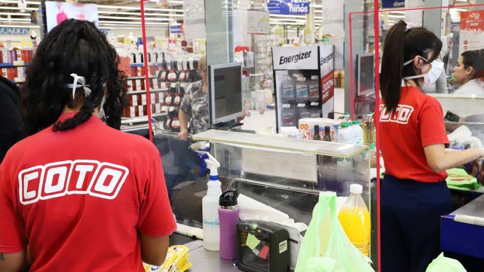 Supermercados COTO.