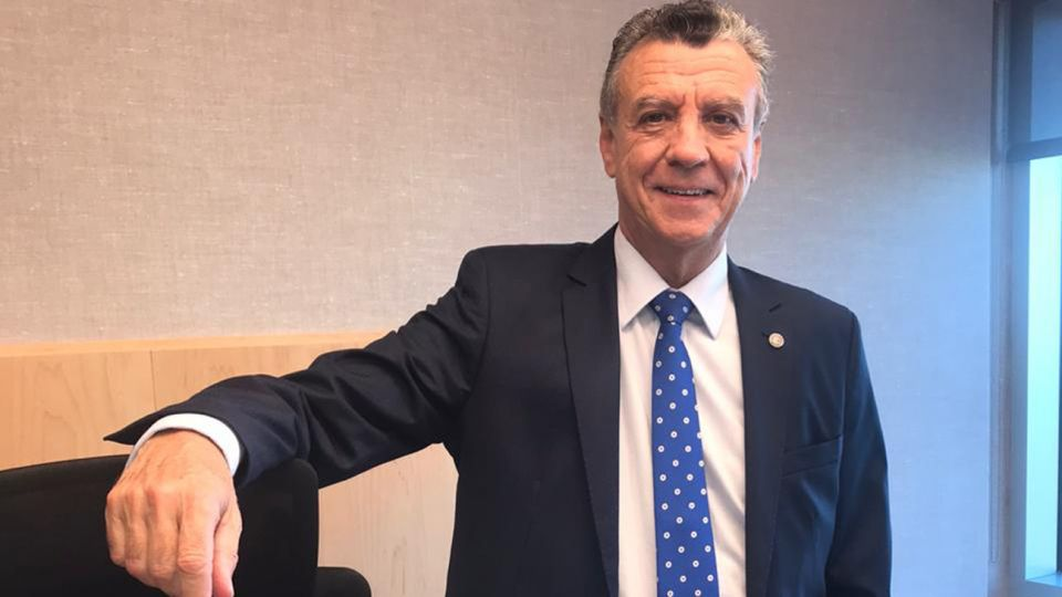 Mario Grinman secretario de la Cámara Argentina de Comercio