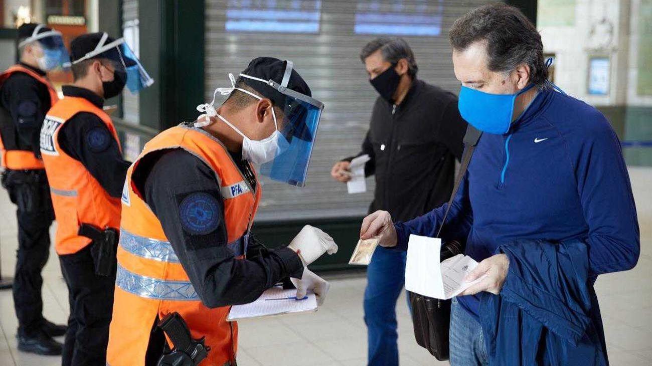 Presentan las nuevas cámaras térmicas instaladas en la estación del FFCC Mitre en Retiro.
