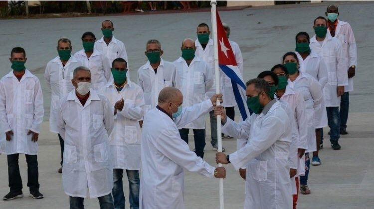 La Confederación Médica Argentina rechaza el arribo de médicos cubanos