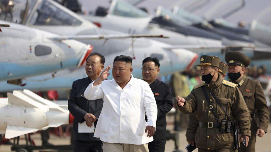 Kim Jong-un 20200421