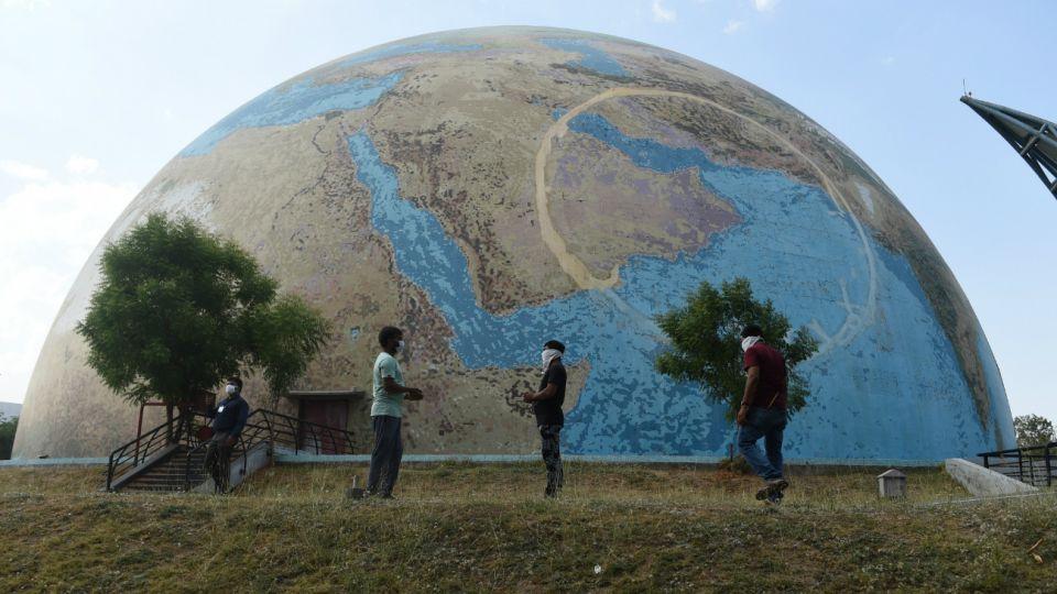 Earth day (Día de la Tierra) 50 aniversario