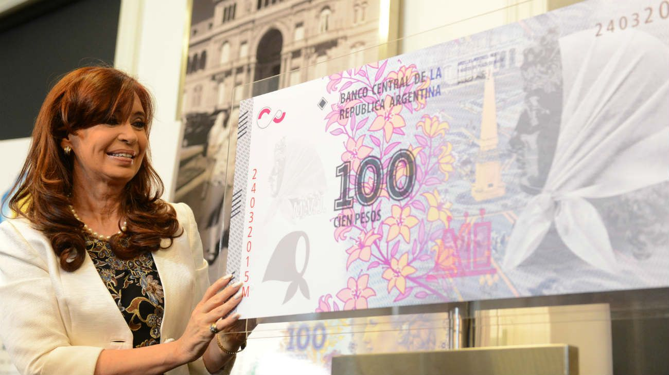 Cristina Kirchner apunta a mejorar la recaudación para aliviar a sectores en parálisis.