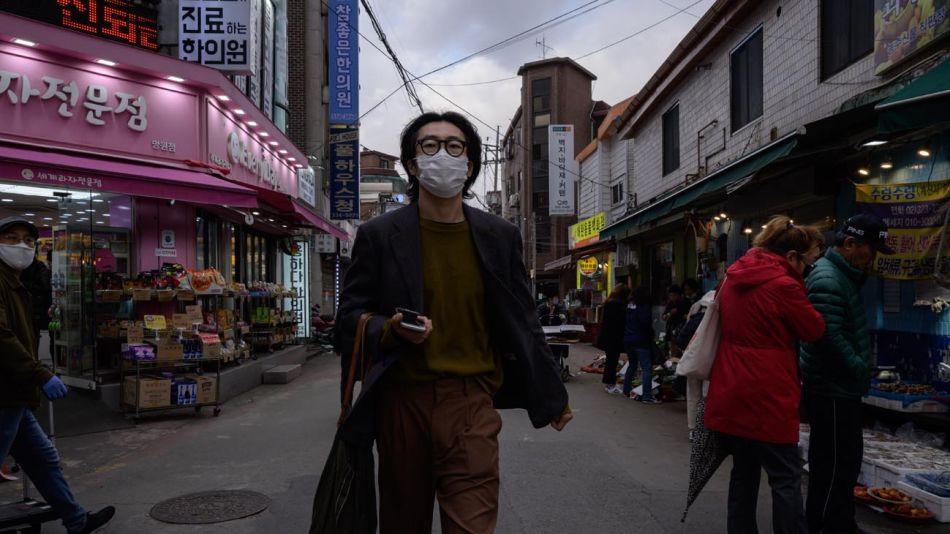 Covid-19 en Corea del Sud 20200422