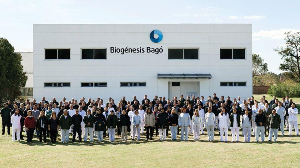 Planta de Biogénesis Bagó.