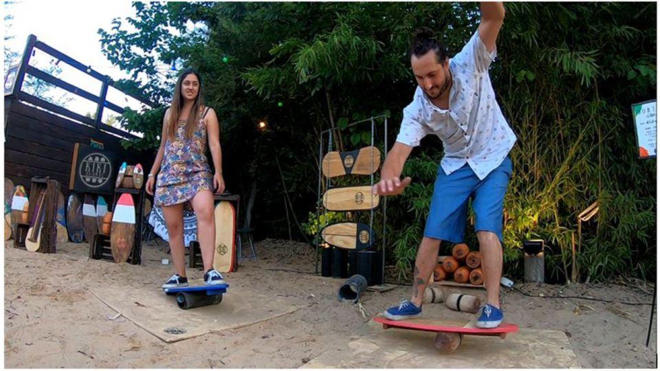 "Kiki Boards en el Evento ""Boards&Art"",  Sharewood Pilar"