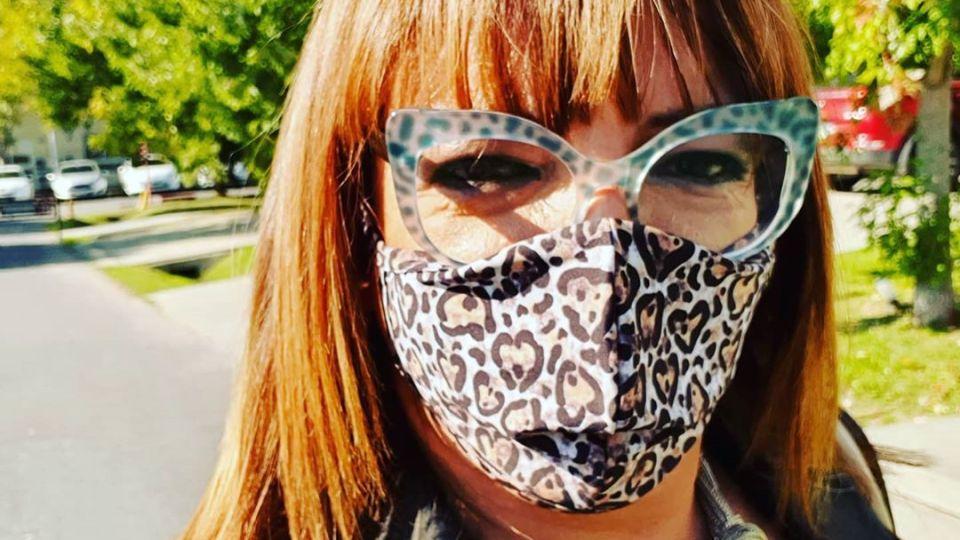 Lizy Tagliani enfrenta un terrible problema debido a la pandemia y el aislamiento