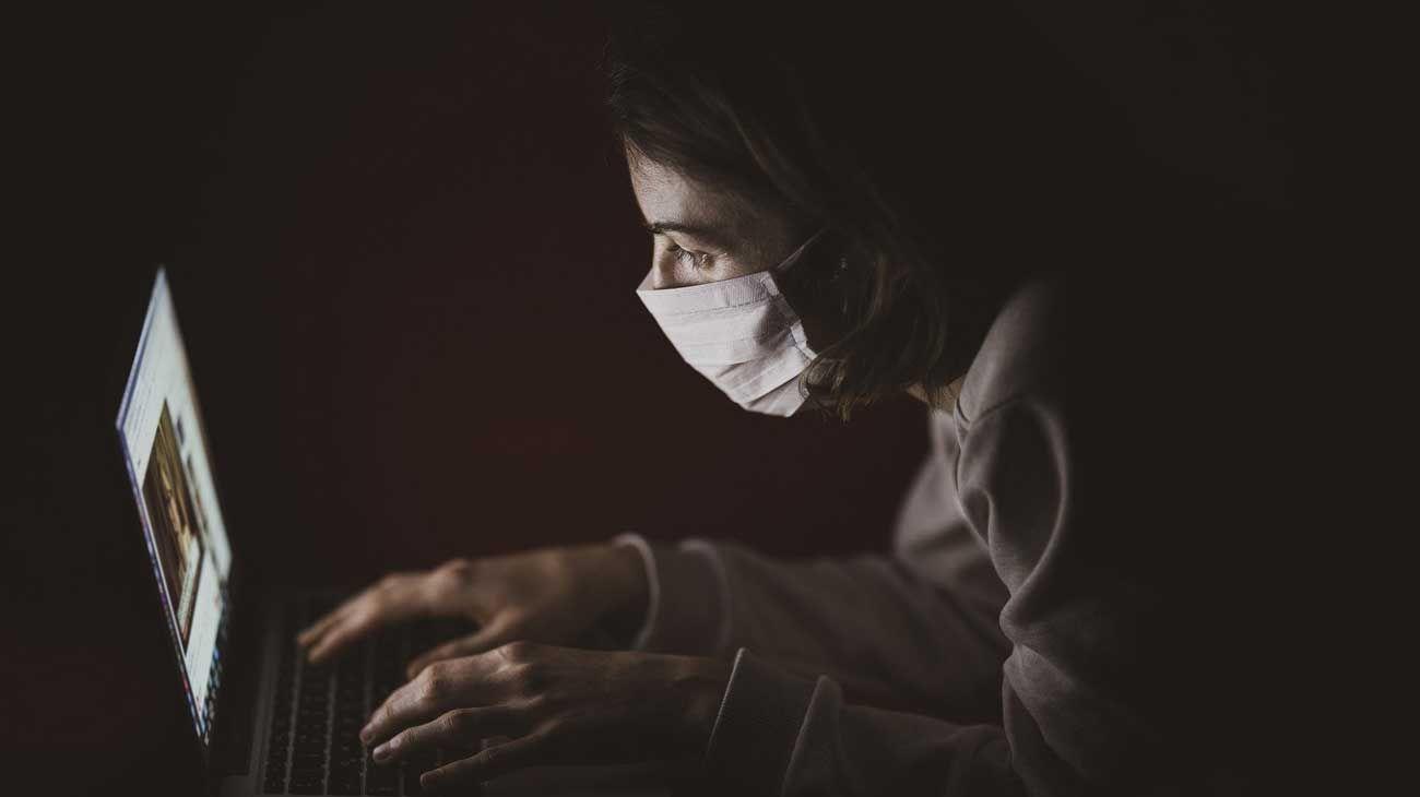 Una palabra que la mayoría de nosotros desconocía en diciembre, en abril se convirtió en líder del ciberespacio.