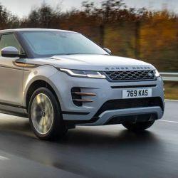 Utilizando solamente el motor eléctrico, el Discovery Sport tiene una autonomía de 62 kilómetros.