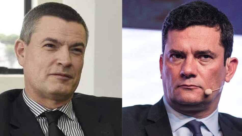 Sergio Moro con Mauricio Veleixo 20200423