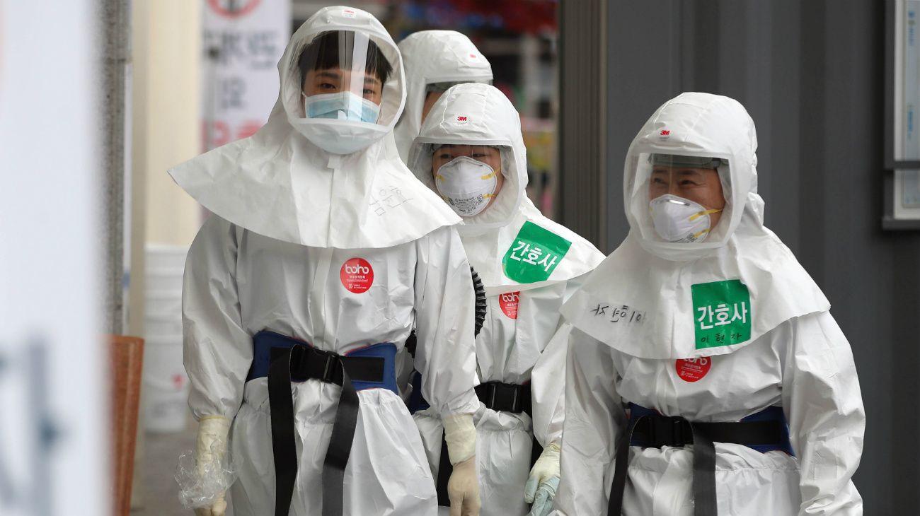El Gobierno surcoreano anunció que continúa alerta ante la posibilidad de que se produzca una gran ola de contagios después del verano (junio a septiembre).