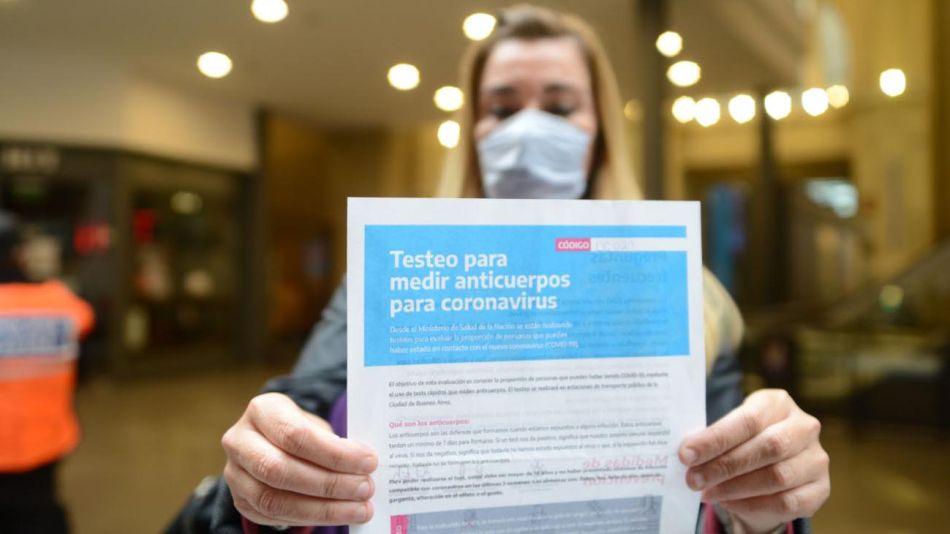 TEST RAPIDOS CORONAVIRUS A VOLUNTARIOS 20200424
