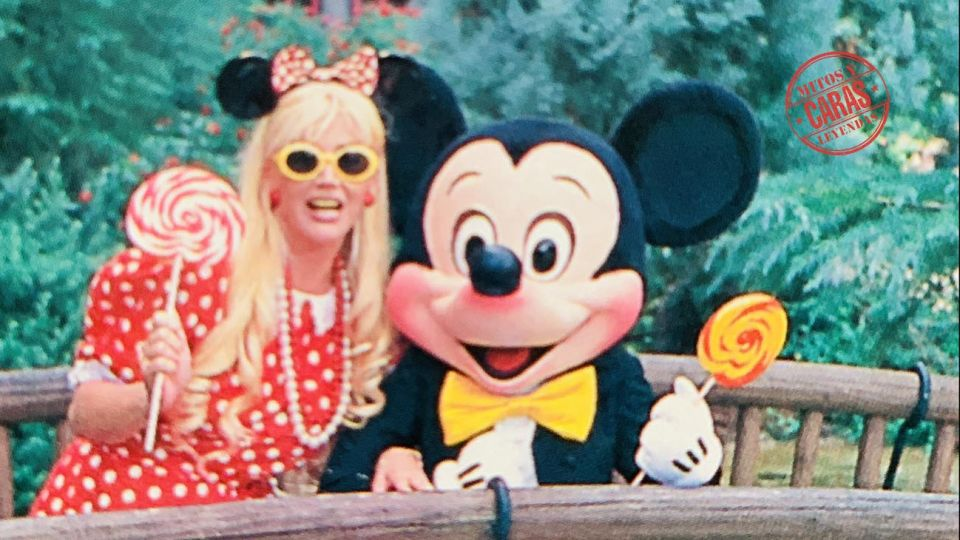 Mitos y Leyendas - Susana Gimenez en Disney