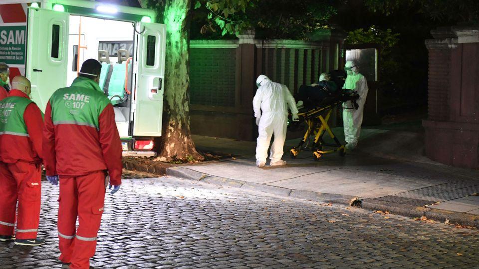 Geriátricos, cárceles, villas y el personal de salud, los factores de riesgo que preocupan en la pandemia.