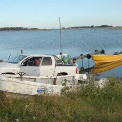 En La Nueva no se permite la pesca de costa, sólo embarcado con bote de guía.