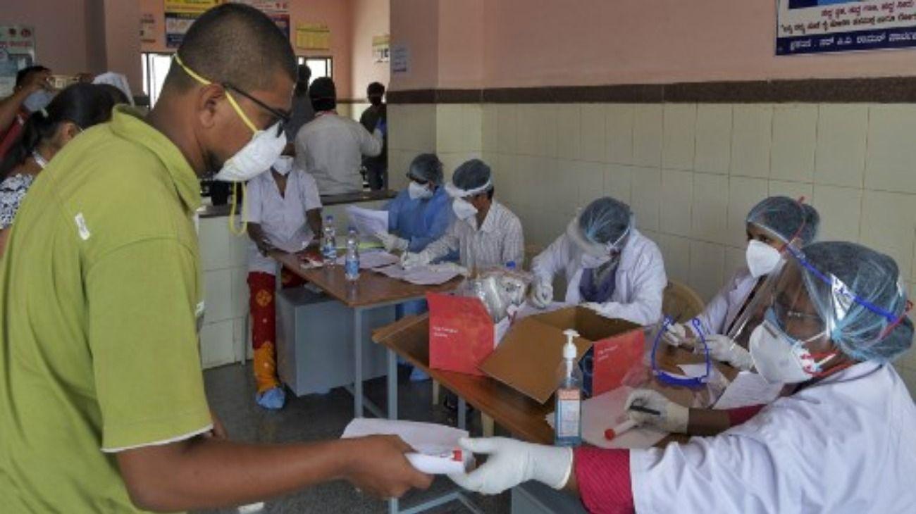 Imagen ilustrativa. Médicos estadounidenses dicen haber hallado un nuevo problema en pacientes con coronavirus.