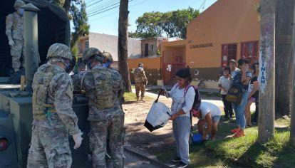 Las Fuerzas Armadas son clave para asegurar una respuesta adecuada a situaciones inesperadas.