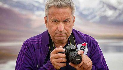 Doctor. Héctor Bornes, de 56 años, era un fotógrafo aficionado.