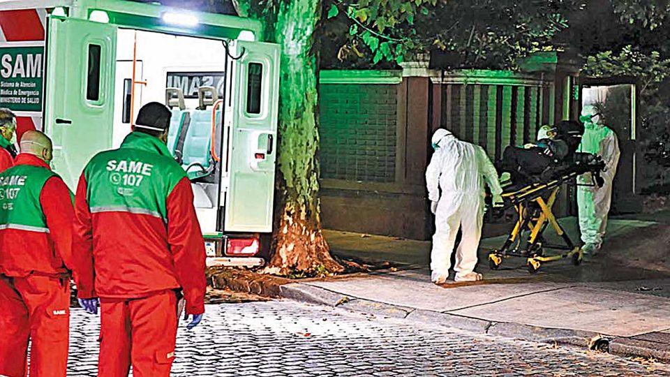 Geriátricos. En Belgrano, una residencia quedó bajo sospecha.