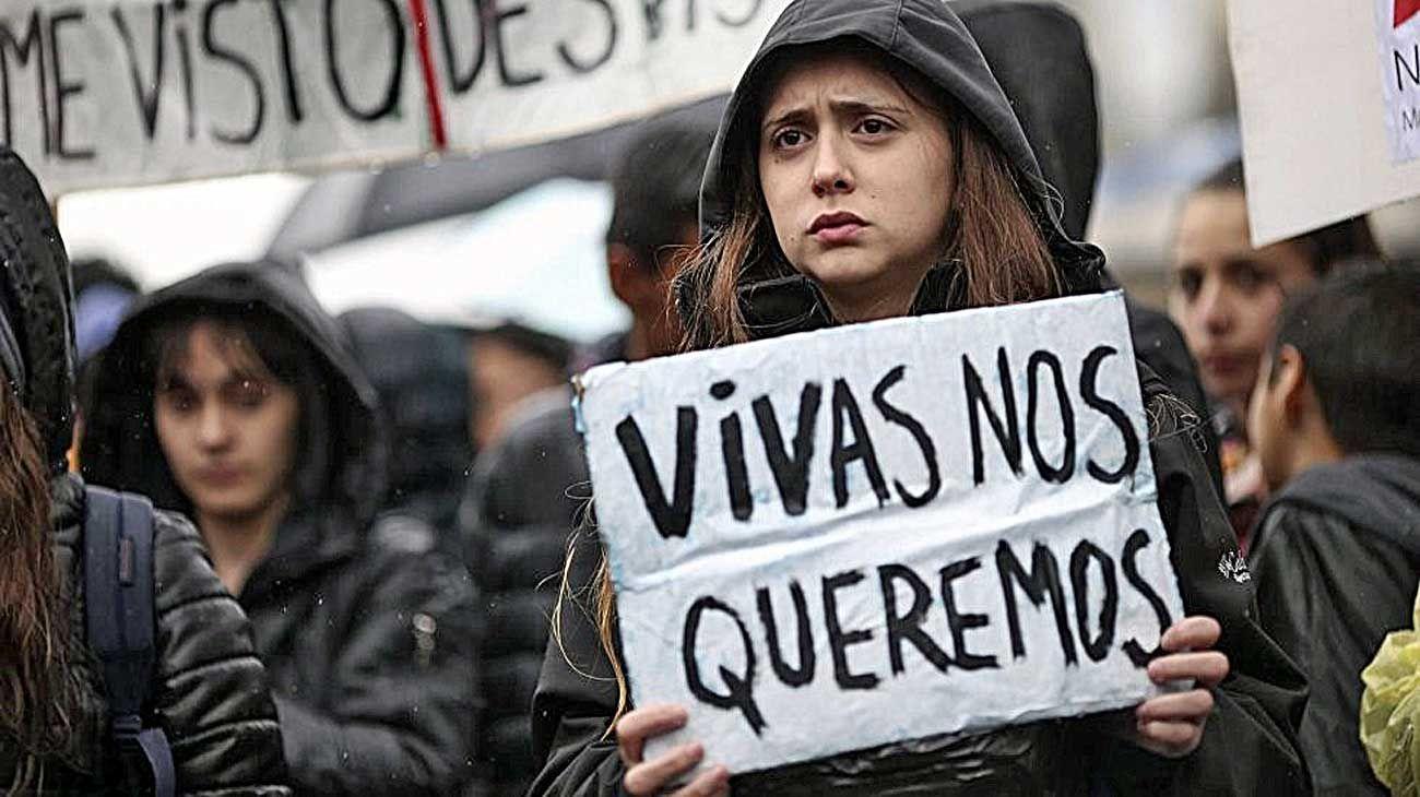 Pandemia de femicidios. En cuarentena crecen los casos.