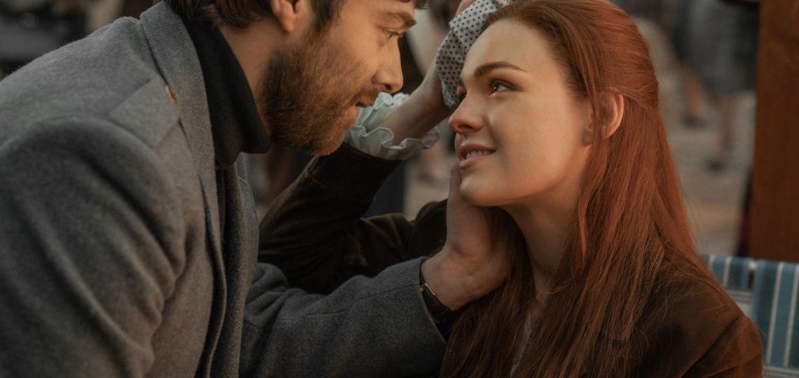 """Brianna de Outlander: """"Nos podemos adaptar a todo y ser mejores como sociedad"""""""