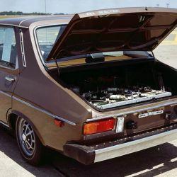 Las baterías contaban con una vida útil de alrededor de 45.000 km.