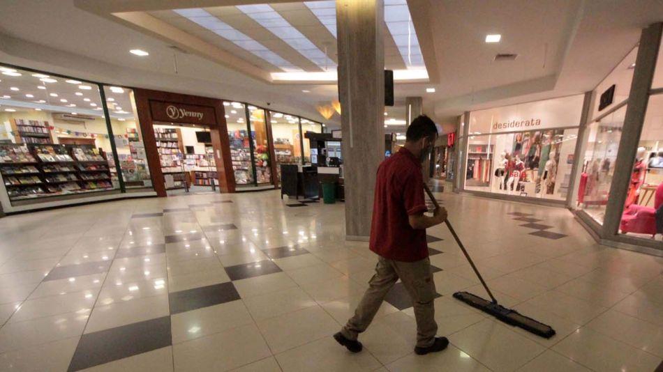 Corrientes: Comercios y shoppings abren sus puertas20200427